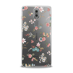 Lex Altern TPU Silicone Phone Case Cute Bouquets