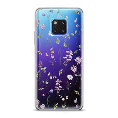 Lex Altern TPU Silicone Huawei Honor Case Wildflowers Theme