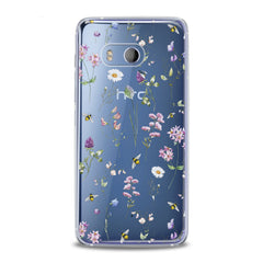 Lex Altern Wildflowers Theme HTC Case