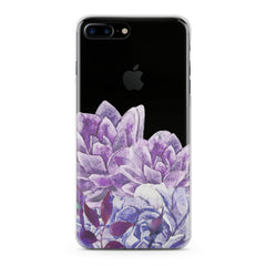 Lex Altern Awesome Purple Flowers Phone Case for your iPhone & Android phone.