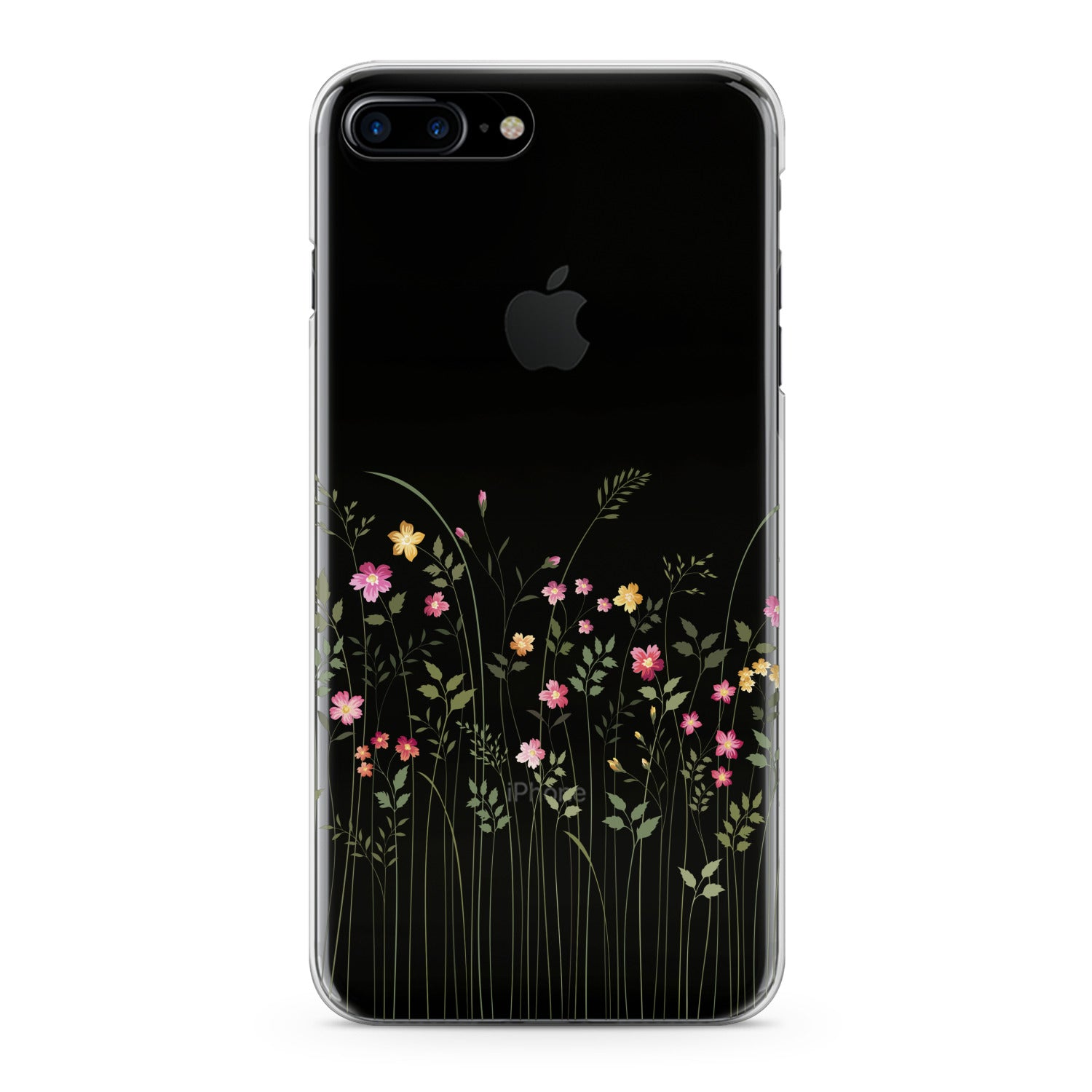 Lex Altern Gentle Wildflowers Art Phone Case for your iPhone & Android phone.