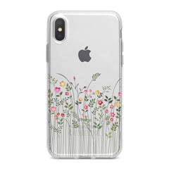 Lex Altern TPU Silicone Phone Case Gentle Wildflowers Art