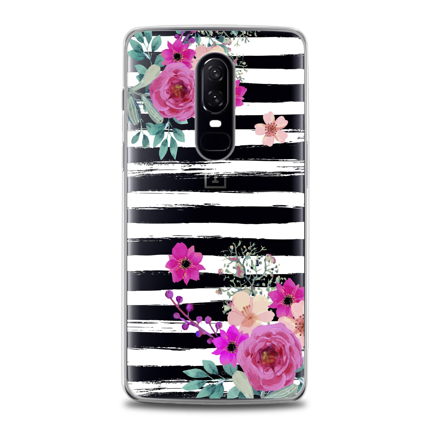 Lex Altern Beautiful Floral Bouquets OnePlus Case