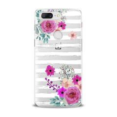 Lex Altern TPU Silicone OnePlus Case Beautiful Floral Bouquets