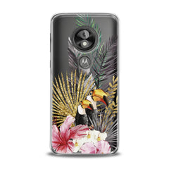 Lex Altern TPU Silicone Phone Case Tropical Birds Theme
