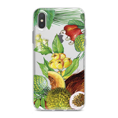 Lex Altern Tropical Fruits Theme Phone Case for your iPhone & Android phone.
