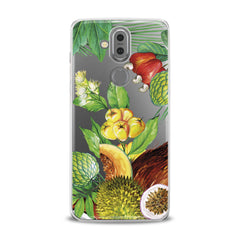 Lex Altern TPU Silicone Phone Case Tropical Fruits Theme