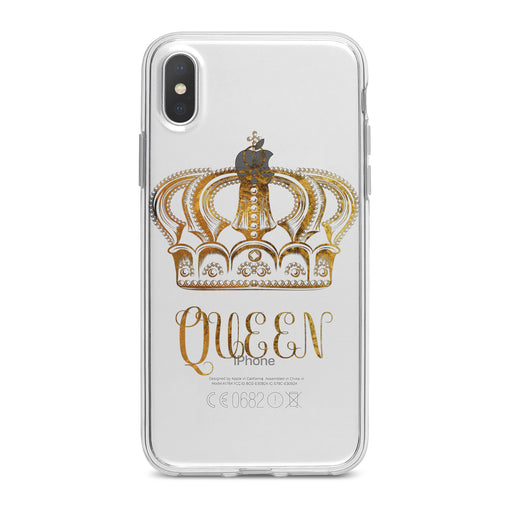 Lex Altern Queen Quote Phone Case for your iPhone & Android phone.