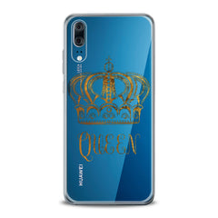 Lex Altern TPU Silicone Huawei Honor Case Queen Quote