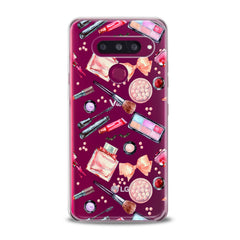 Lex Altern TPU Silicone Phone Case Beauty Pattern