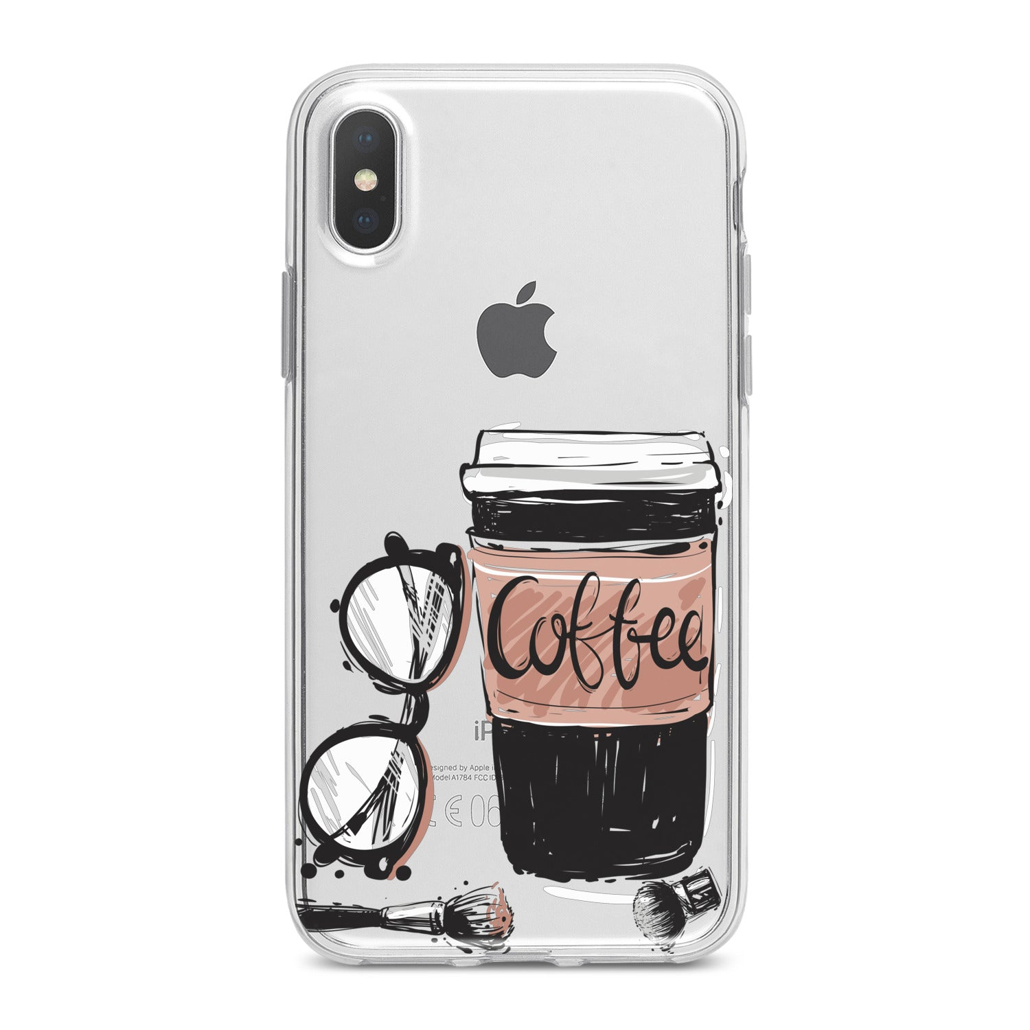 Lex Altern Morning Coffe Phone Case for your iPhone & Android phone.
