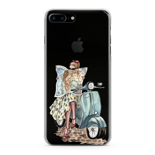 Lex Altern Pinup Rover Phone Case for your iPhone & Android phone.