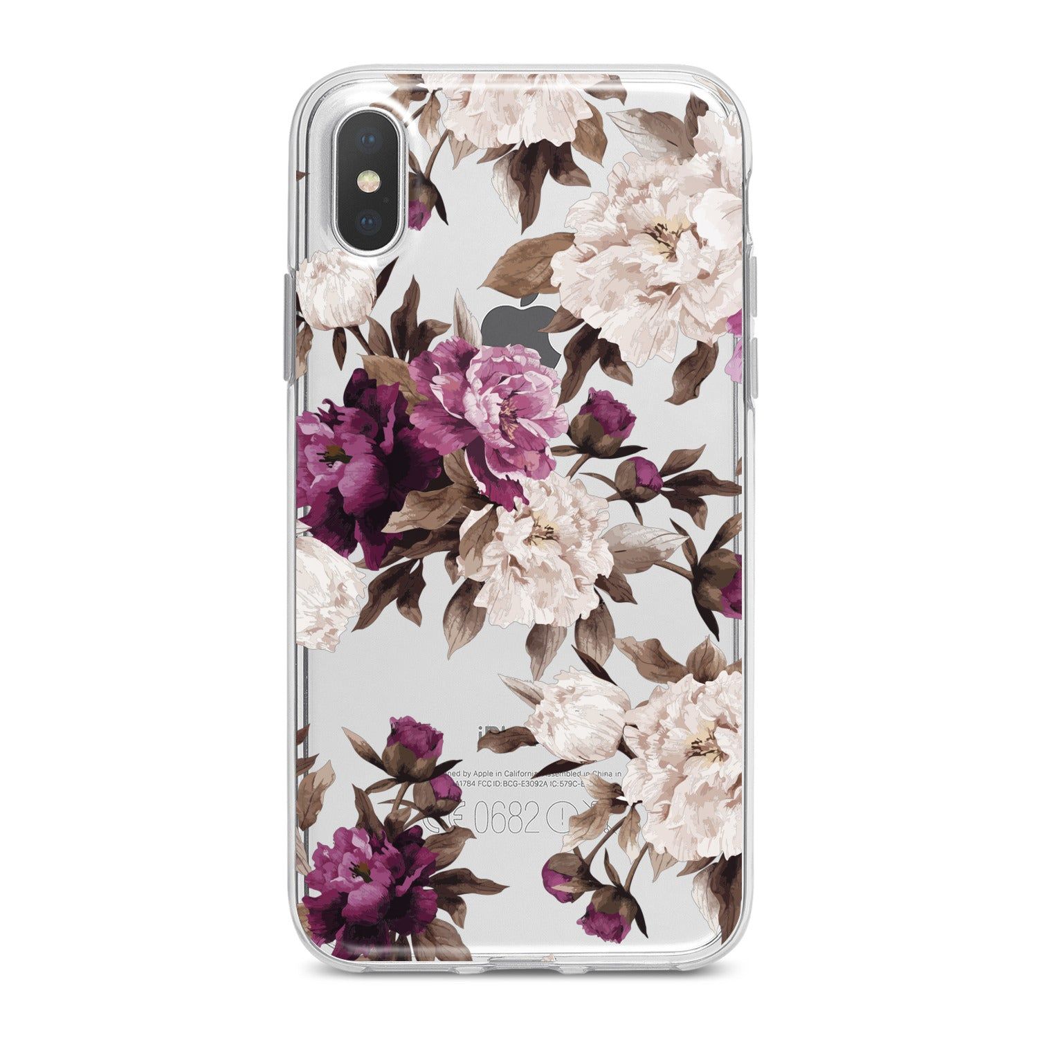 Lex Altern Beautiful Garden Blossom Phone Case for your iPhone & Android phone.