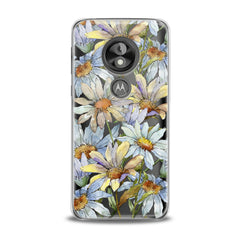 Lex Altern TPU Silicone Phone Case Watercolor Daisies