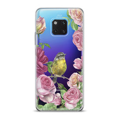 Lex Altern TPU Silicone Huawei Honor Case Garden Roses