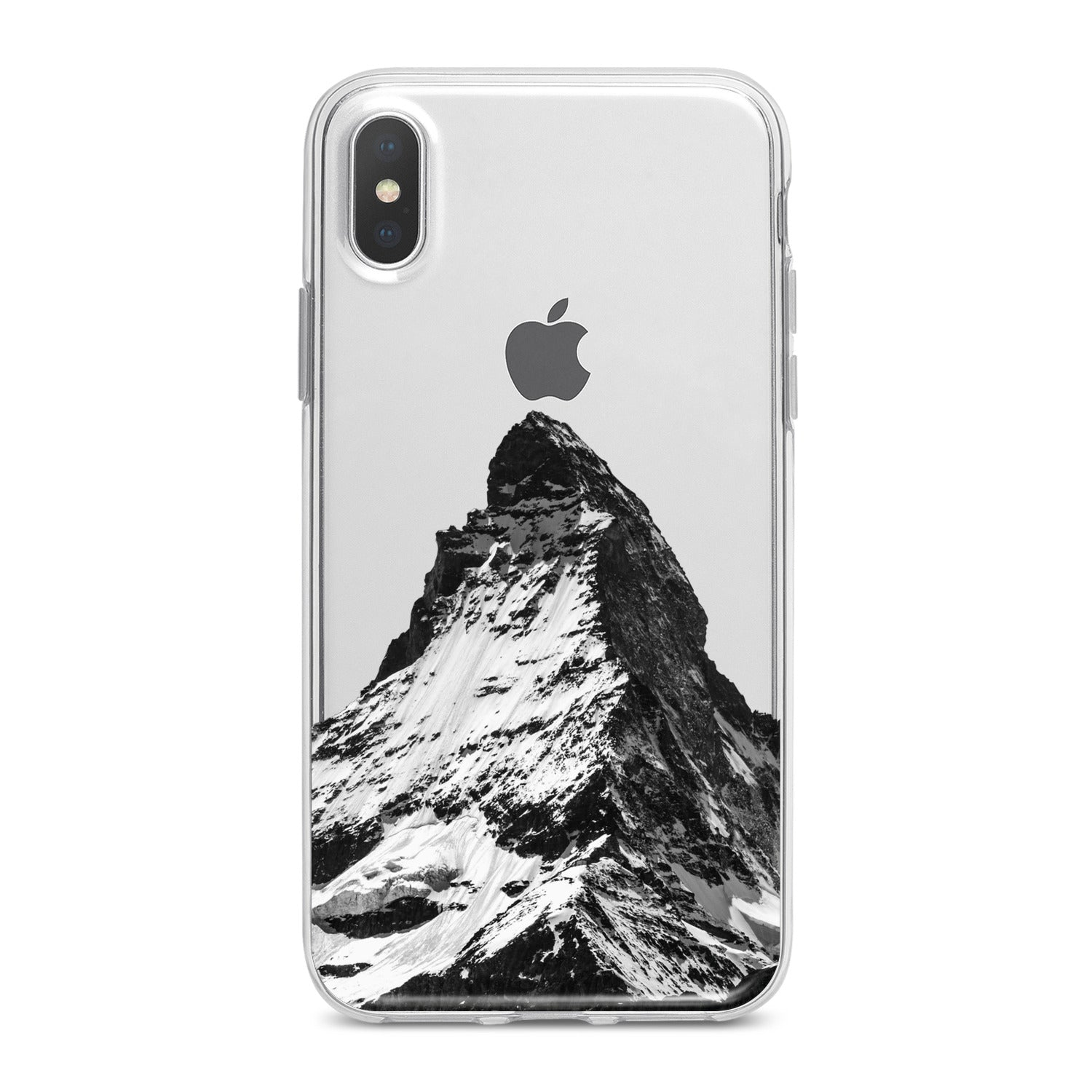 Lex Altern Snowy Mountain Phone Case for your iPhone & Android phone.