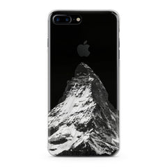 Lex Altern TPU Silicone Phone Case Snowy Mountain