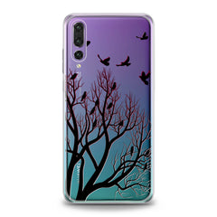Lex Altern Flock Of Ravens Huawei Honor Case