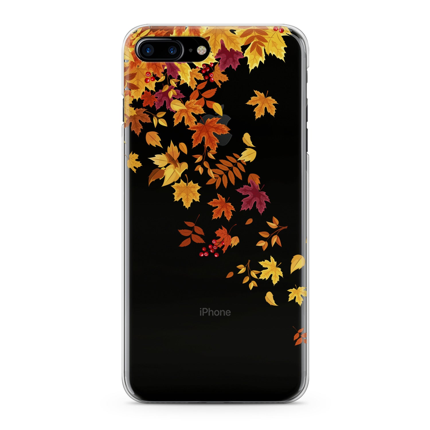 Lex Altern Autumn Leaves Phone Case for your iPhone & Android phone.