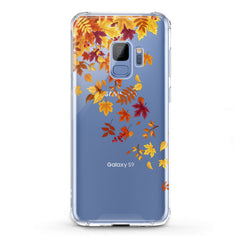 Lex Altern TPU Silicone Phone Case Autumn Leaves