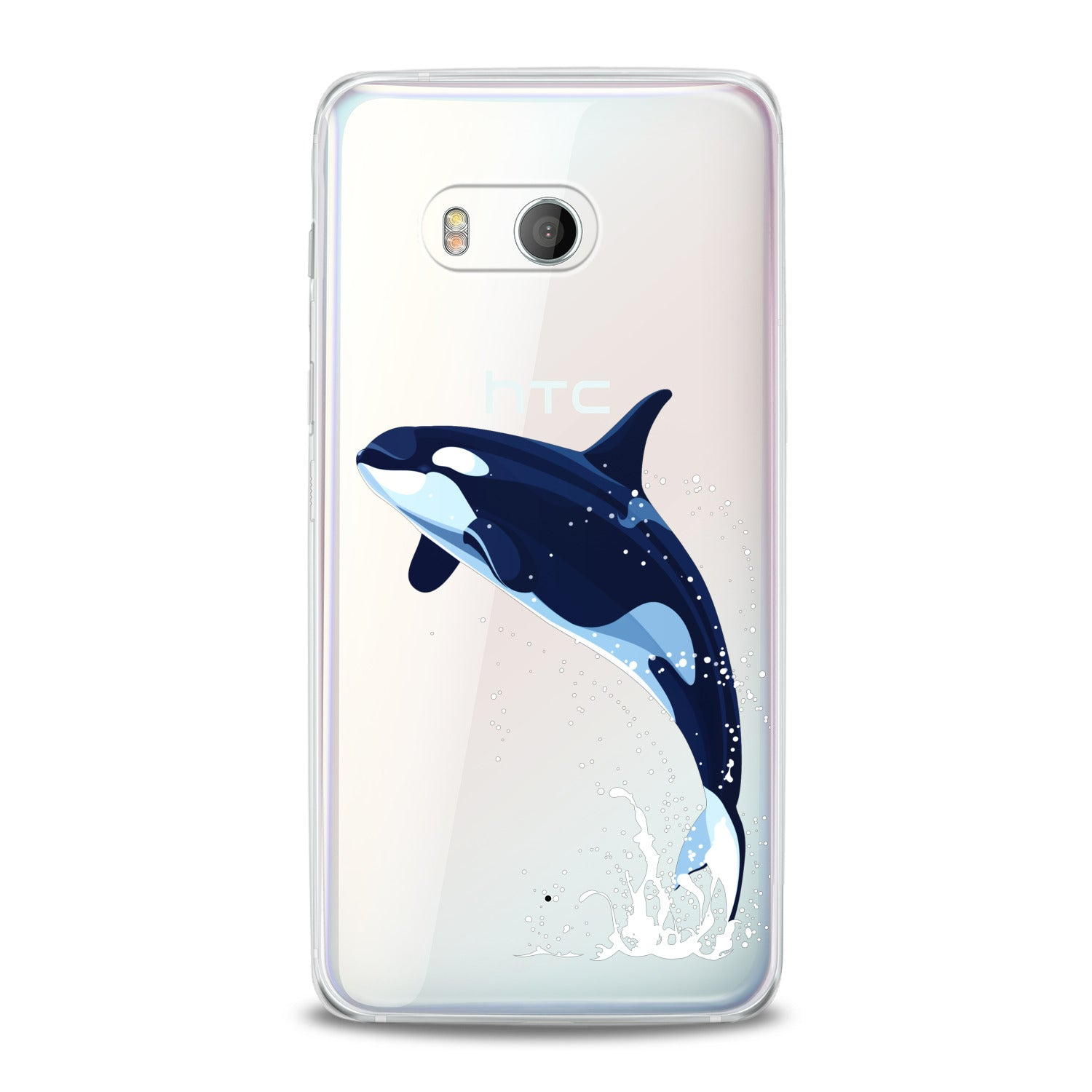 Lex Altern Cute Whale HTC Case