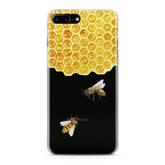 Lex Altern Honeycomb Bee Phone Case for your iPhone & Android phone.
