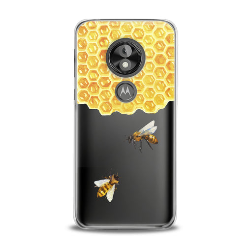Lex Altern Honeycomb Bee Motorola Case