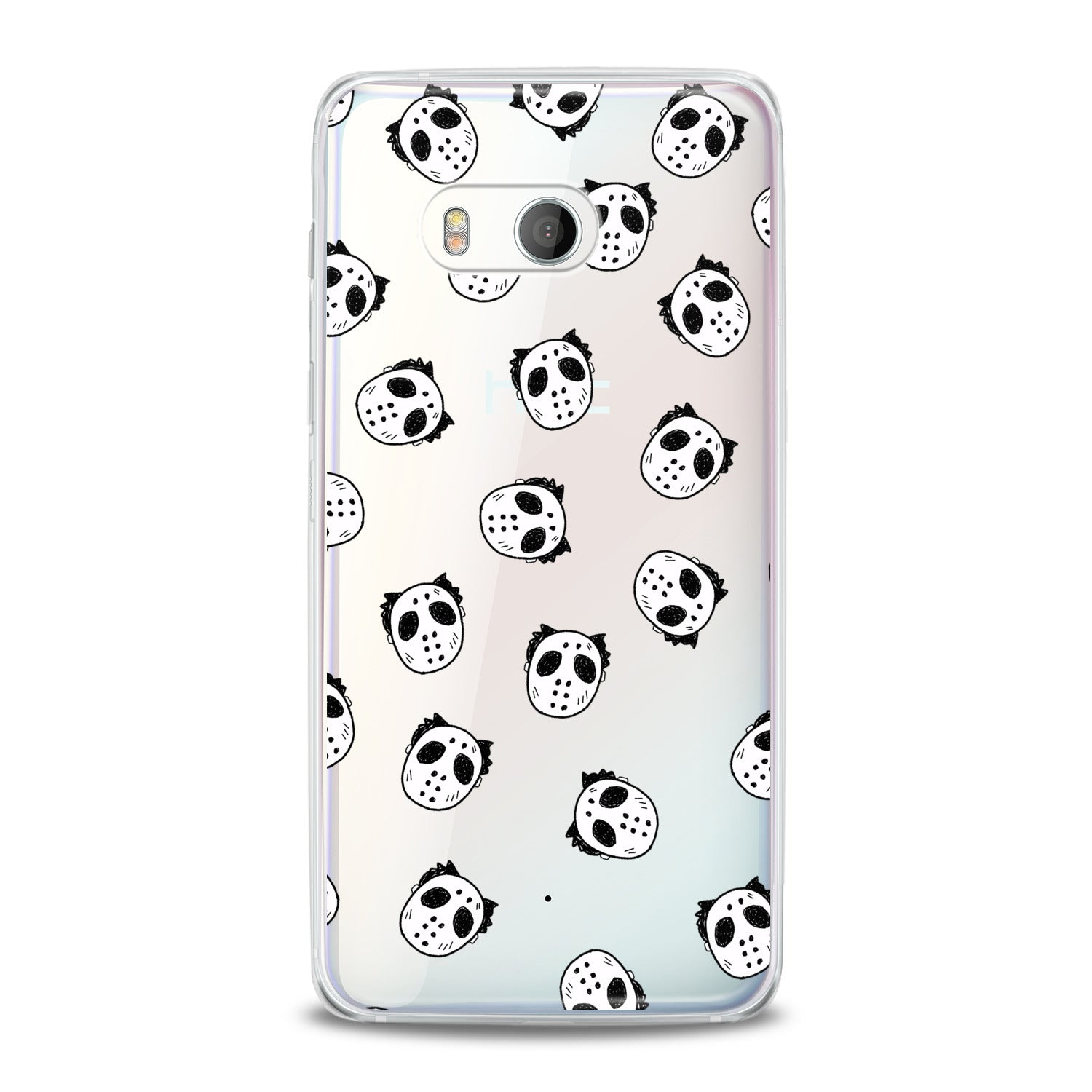 Lex Altern Cute Jason Theme HTC Case