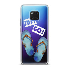 Lex Altern TPU Silicone Huawei Honor Case Quote Pattern