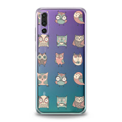 Lex Altern Adorable Owls Huawei Honor Case