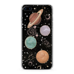 Lex Altern Shiny Planets Phone Case for your iPhone & Android phone.