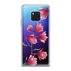 Lex Altern TPU Silicone Huawei Honor Case Magnolia Flowers