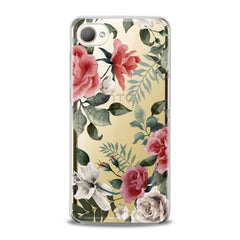 Lex Altern TPU Silicone HTC Case Vintage Roses