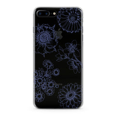 Lex Altern TPU Silicone Phone Case Botanical Sketch