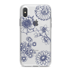 Lex Altern Botanical Sketch Phone Case for your iPhone & Android phone.