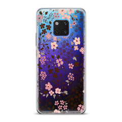 Lex Altern TPU Silicone Huawei Honor Case Tiny Flowers