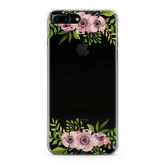 Lex Altern Pink Flowers Phone Case for your iPhone & Android phone.