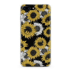 Lex Altern Sunflower Pattern Phone Case for your iPhone & Android phone.
