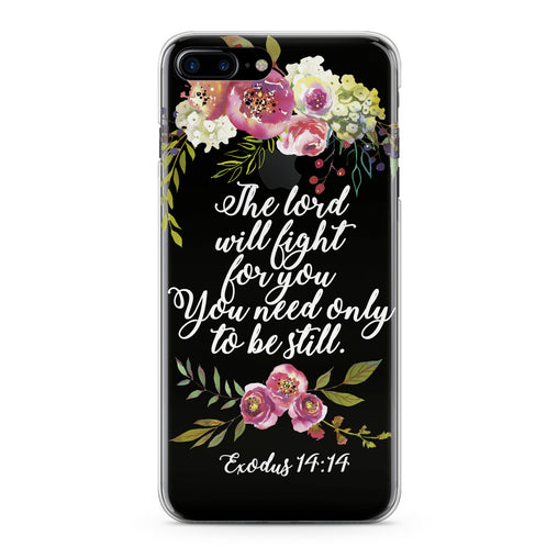 Lex Altern Christian Peony Phone Case for your iPhone & Android phone.