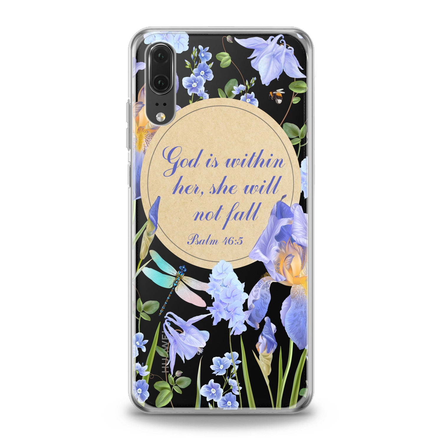Lex Altern Bible Quote Huawei Honor Case