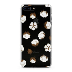 Lex Altern Cotton Flowers Phone Case for your iPhone & Android phone.