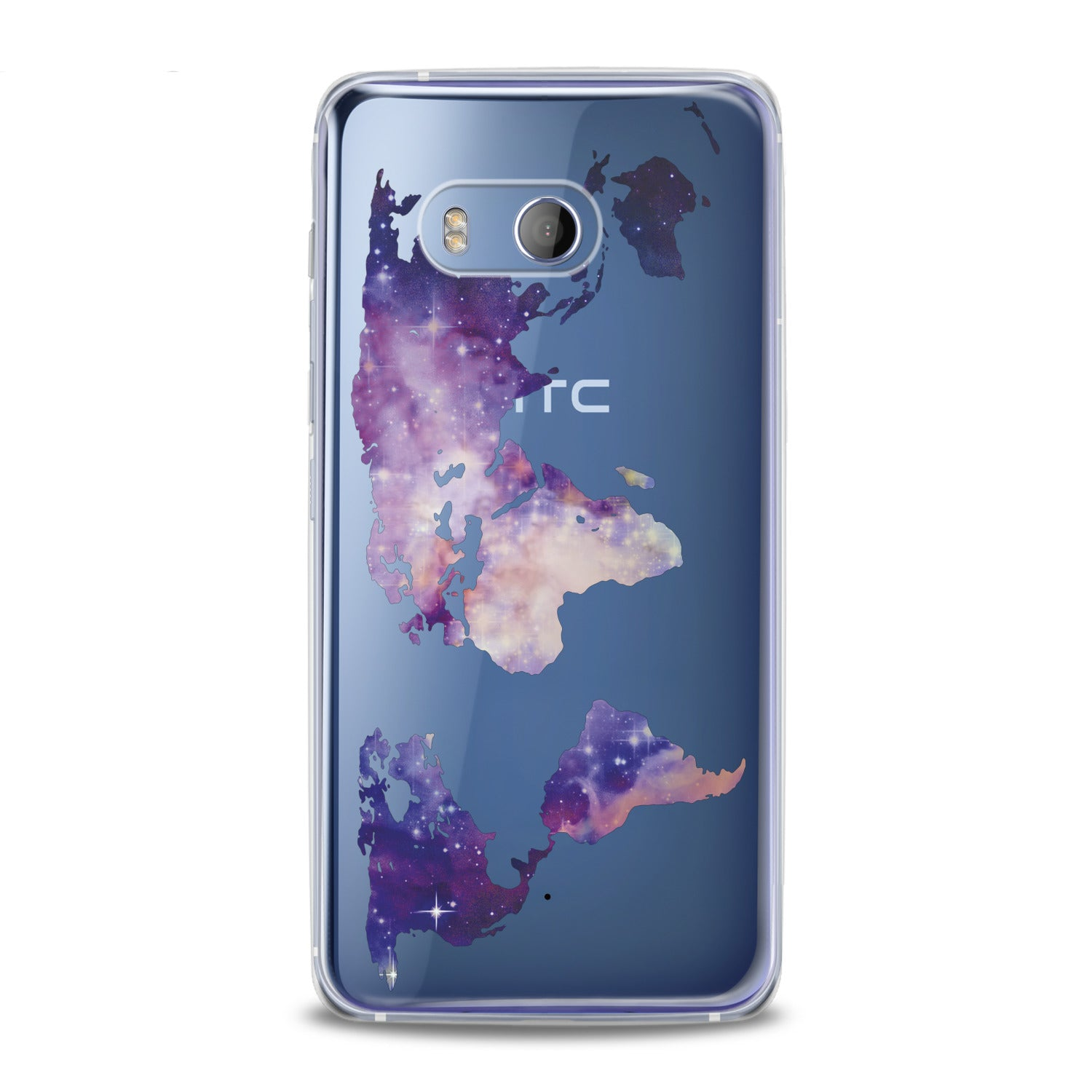 Lex Altern Abstract Galaxy HTC Case
