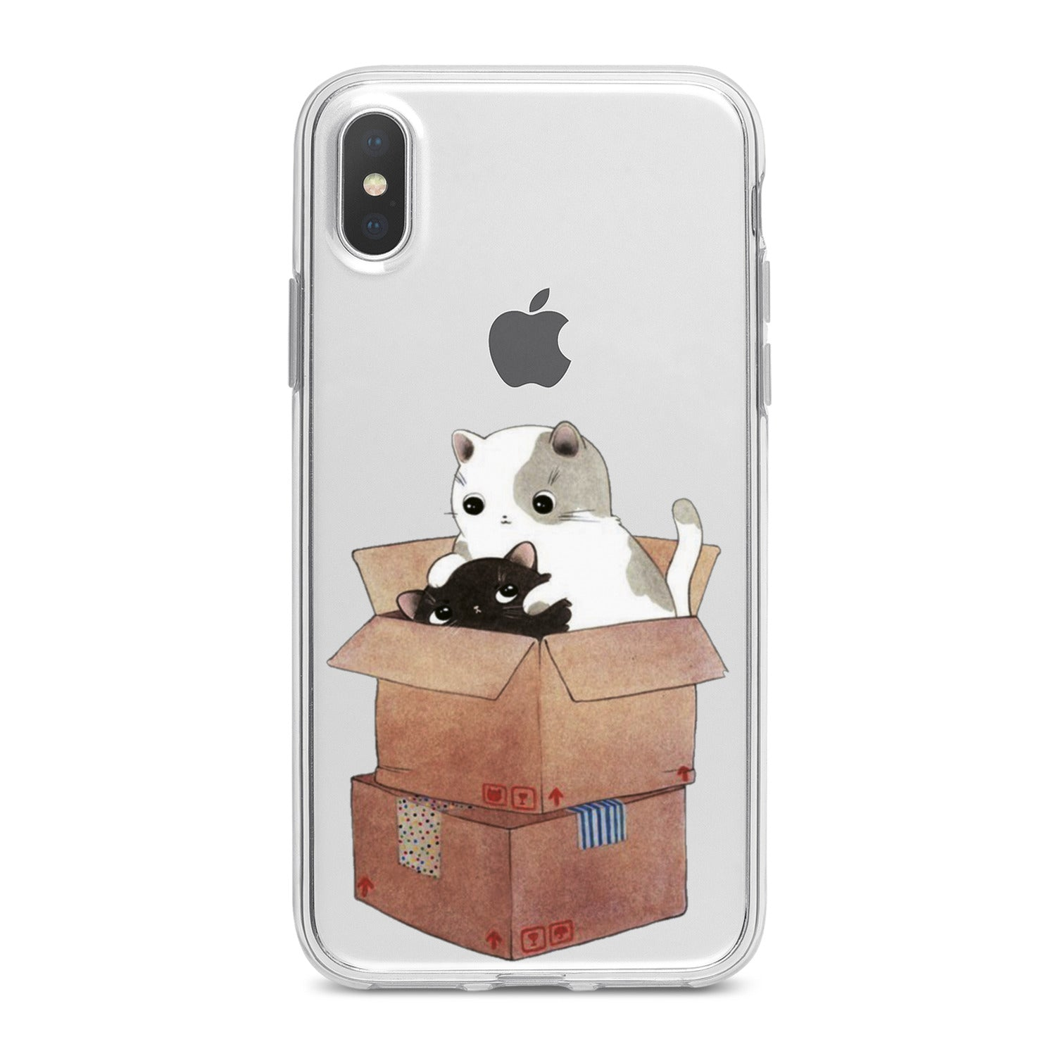 Lex Altern Kawaii Cat Phone Case for your iPhone & Android phone.