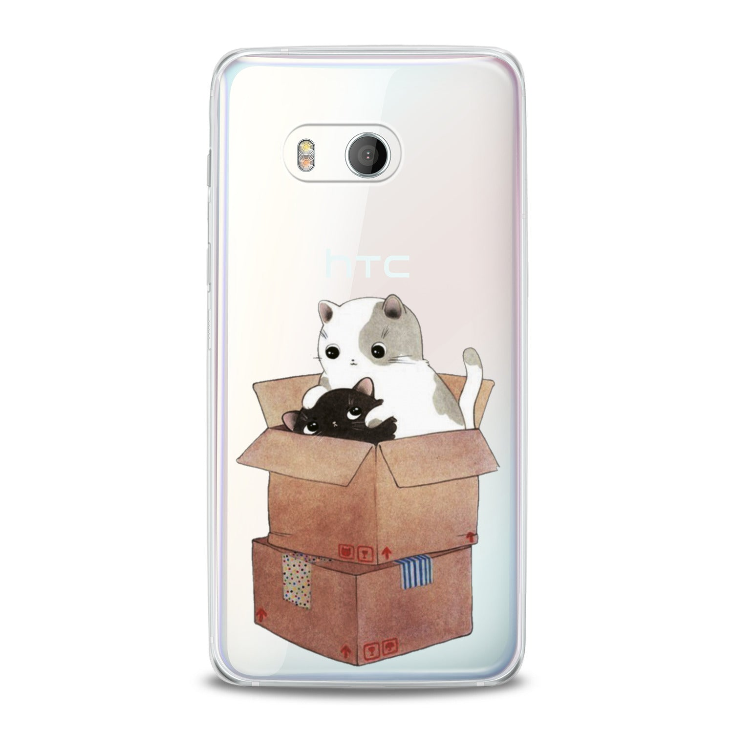 Lex Altern Kawaii Cat HTC Case