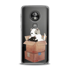 Lex Altern TPU Silicone Phone Case Kawaii Cat