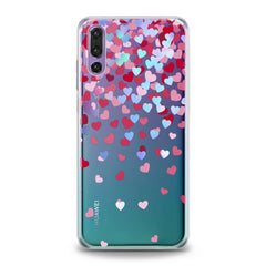 Lex Altern TPU Silicone Huawei Honor Case Hearty Confetti