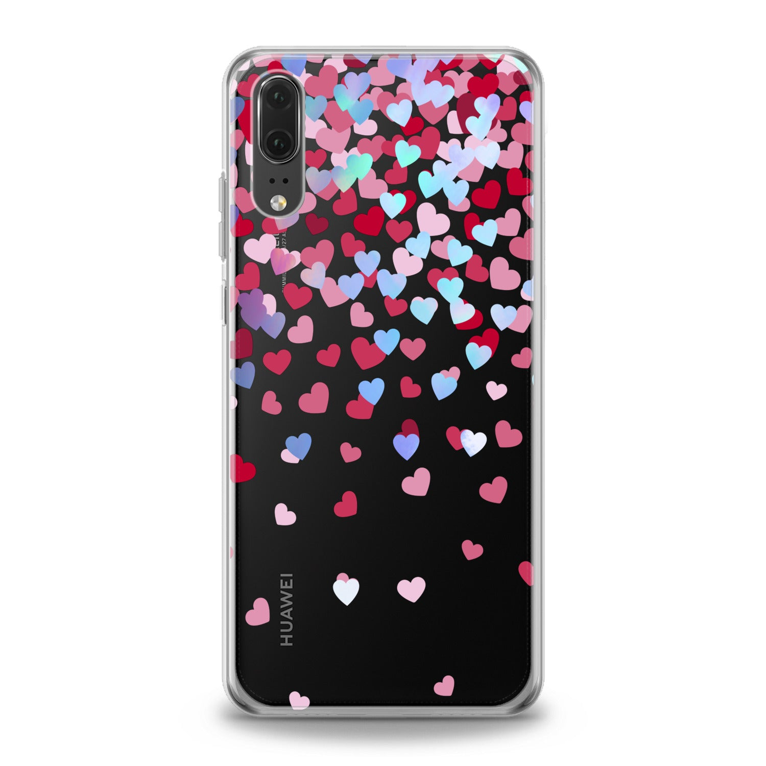Lex Altern Hearty Confetti Huawei Honor Case
