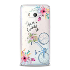 Lex Altern Bicycle Quote HTC Case