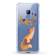 Lex Altern TPU Silicone Phone Case Cute Fox Animal