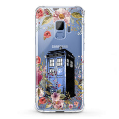 Lex Altern TPU Silicone Phone Case Police Box